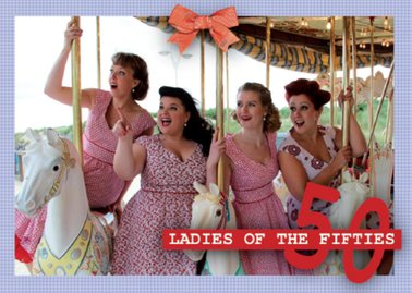 Ladies of the Fifties